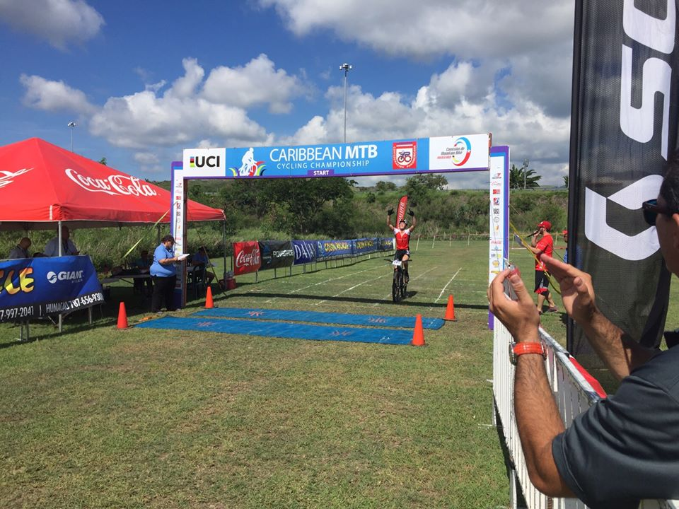 Peter Sellier takes Caribbean crown